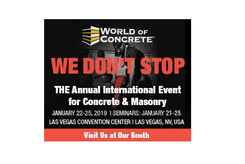 World Of Concrete 2019 | Polyset